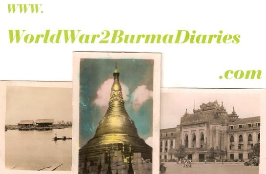 WWII Burma Myanmar short stories article  Japanese Occupation